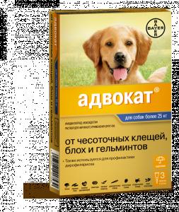 Средство «Адвокат» для собак и кошек — достоинства и недостатки
