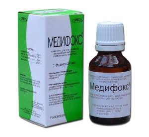 Подробное описание препарата Медифокс