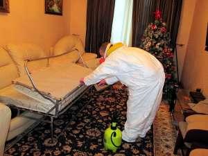 Методы дезинфекции квартиры от клопов