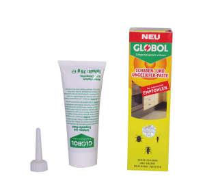 Globol от тараканов: способ применения, стоимость, плюсы и минусы препарата