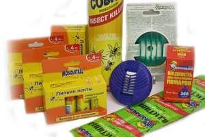 Средства от насекомых в доме — обзор лучших препаратов