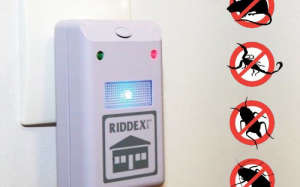 Ультразвуковой отпугиватель Riddex