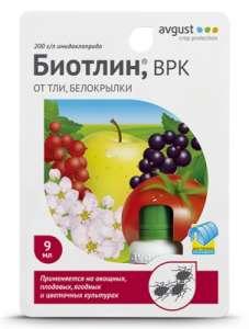 «биотлин» от тли