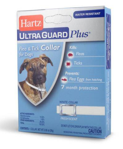 Спрей Hartz Ultra Guard Plus (Харц Ультра Гард плюс) — США
